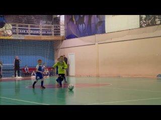 2 место в турнире по мини-футболу среди ребят 2014г.р.