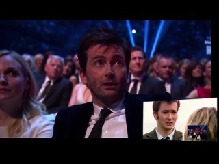 NTA 2015 Special Recognition - David Tennant The Reaction