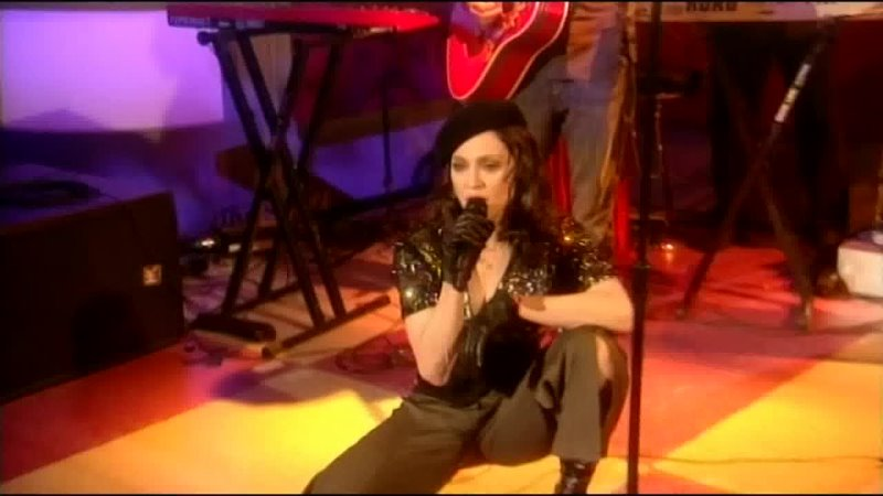 Madonna American Life hollywood Don't Tell Me Jonathan Ross 2003