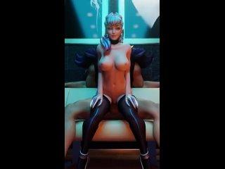 League of Legends Hentai | Lol Porn | [League of Porn] All Out Evelynn (OC) (sandwichmoth)