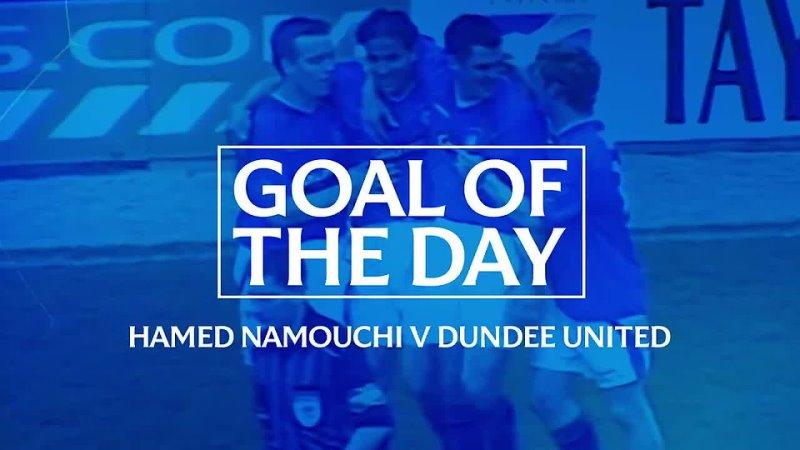Хамед Намуши против Данди Юнайтед