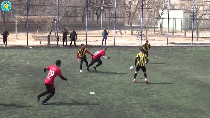 ЛЛФ 2020 Весна Видео обзор матча NDT Каракия Лига В 3 тур 23 03 2021