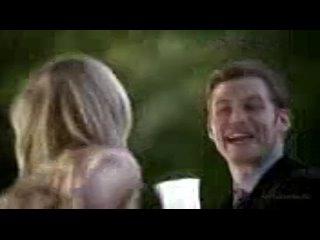 Клаус и Кэролайн пара из сериала The Vampire Diaries!