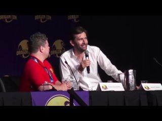 David_Tennant_Panel_Dragon_Con_August_30_HD 720p