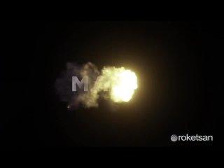 """Турки выпустили рекламный ролик AKINCi с новым боеприпасом MAM-T, где в качестве цели используется ЗРПК """"Панцирь-С"""".Как говорит"""