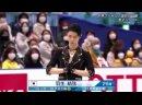 Yuzuru Hanyu - WTT 2021 - SP - Let Me Entertain You - ISU World Team Trophy 2021 WTTFigure Japan TV