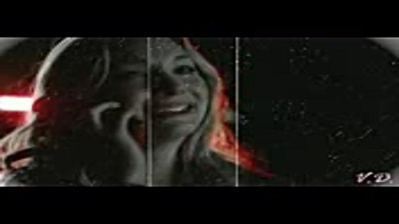 Stefan and Caroline из сериала дневники вампира Vampire