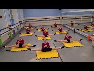 Открытый урок по силовой гимнастике для учащихся 2 и 3 классов
