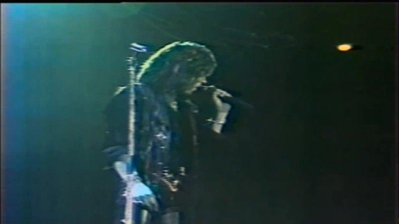 Deep Purple - Balck Night, live at Ostrava 1991