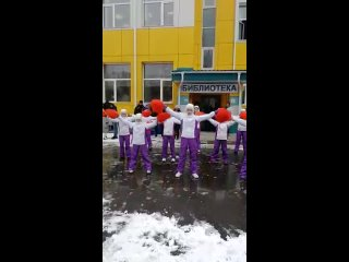 Федерация чир спорта ХМАО- Югры kullanıcısından video