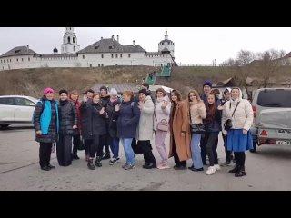 Поездка в Свияжск