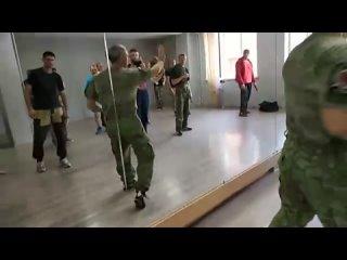 Тактика ближнего боя. Ряузов Д