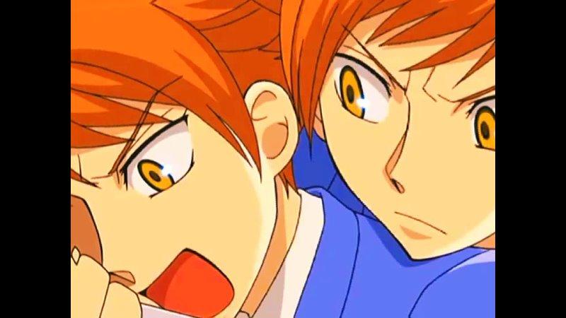 Близнецы аниме клип