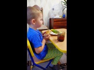 Завтрак с Кешей