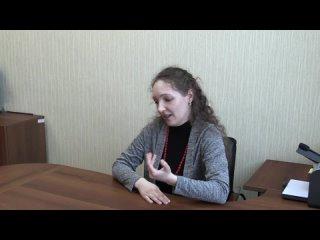 Интервью с Юлией Слепенковой #Знакомство_СМУ