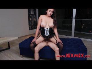 SexMex - Arlet - Casting - NewPorn, Latin, Big Tits, Blowjob, Spanish, Teen