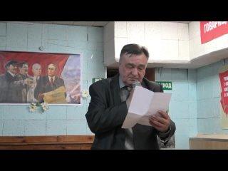 . Бордачев. Рассказ очевидца И.Сталина