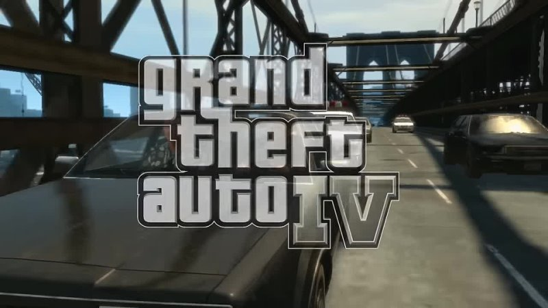 Official Grand Theft Auto IV TV Commercial
