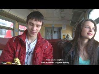 Друзья уломали молодую попутчица бухнуть вместе с ними [HD 1080 porno , #Пьяные #Русское порно ]