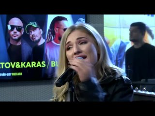 Svetlana Afanaseva vs Burito - Возьми моё сердце (LIVE)