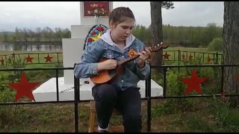 Мария Анисимова Попурри на темы песен военных лет