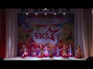 УЧАСТНИК №20 АНСАМБЛЬ СИЛУЭТ (цыганский танец - ЦЫГАНОЧКИ)