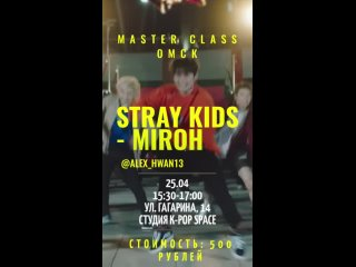 Stray Kids - miron
