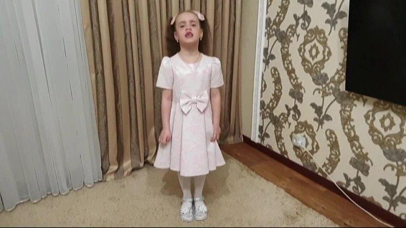 Мироненко Алёна 6 лет г.Липецк