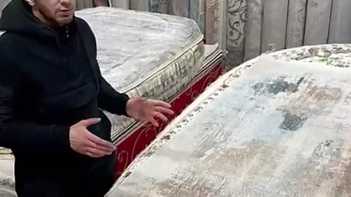 Видео от Ковры Садовод Москва Триумф