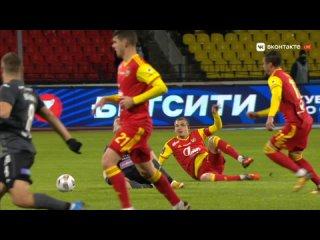 «Арсенал» – ЦСКА. Удаление Евгения Луценко