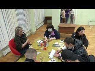 2021-04-23 библионочь. мастер-классы и др на 4 этаже