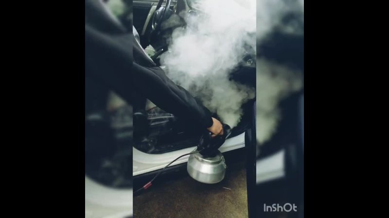Сухой туман Toyota RAV4