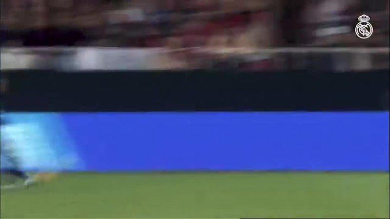 Лучшие голы Дэвида Бекхэма за «Реал»