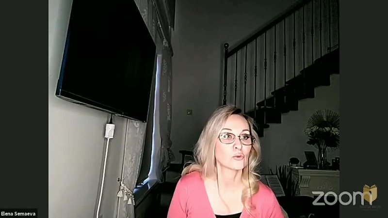 Елена Семаева О важности интонации голоса mp4