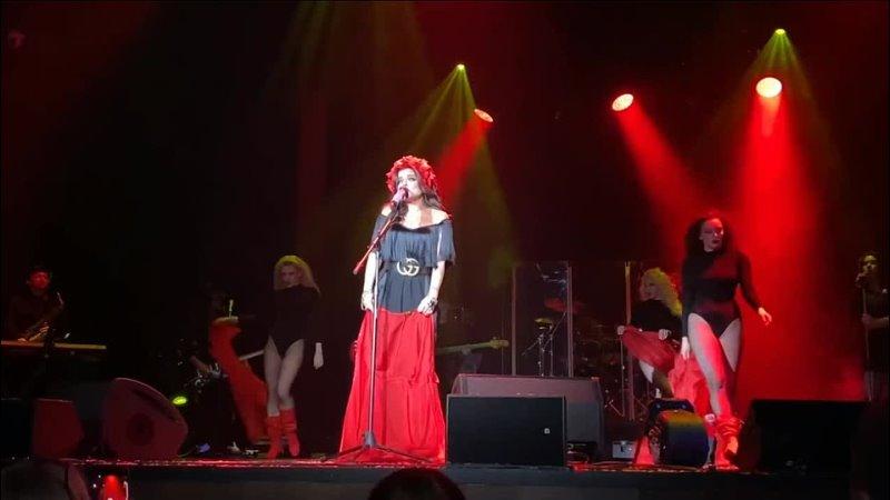 Наташа Королёва Красная помада отрывок Шоу The Best в Vegas City Hall Москва 17 04 2021