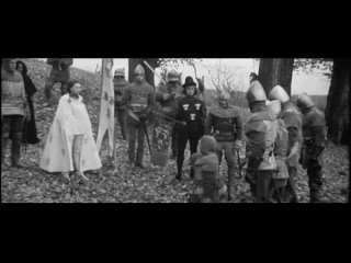 Инна Чурикова в роли Жанны д`Арк - Мне страшно...