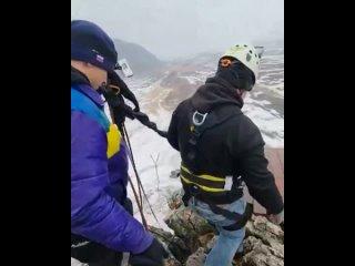 Мой первый прыжок со скалы.