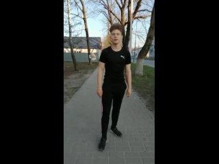 Принял эстафету Добрыня от Алексея 😄#спорт#добрыня#добрыня32#workaut