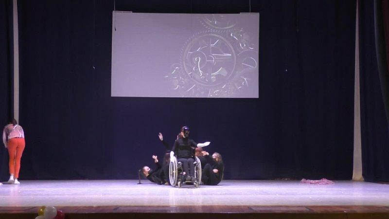 Фестиваль Созвездие-2021 – Часики Спектакль - Перфоманс