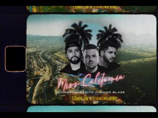 DJ Serg, Simon Blaze, BANITO feat. Rashon J - Miss California (Official Video)