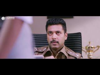 Bogan - Action Thriller Hindi Dubbed Movie - Jayam Ravi - Arvind Swamy - Hansika