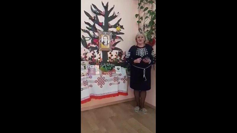 Давня весна (до 150-річчя з дня народження Лесі Українки) у ЗДО Дмитрик.