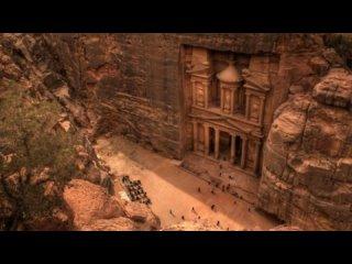 Иордания город Петра Микро-блог ценителя истории.mp4