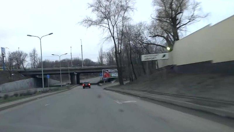 12Vetas Дорога к Донецкому аэропорту 16 февраля 2013