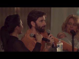 David Tennant Motor City Comic Con  2019 Coffee Machine
