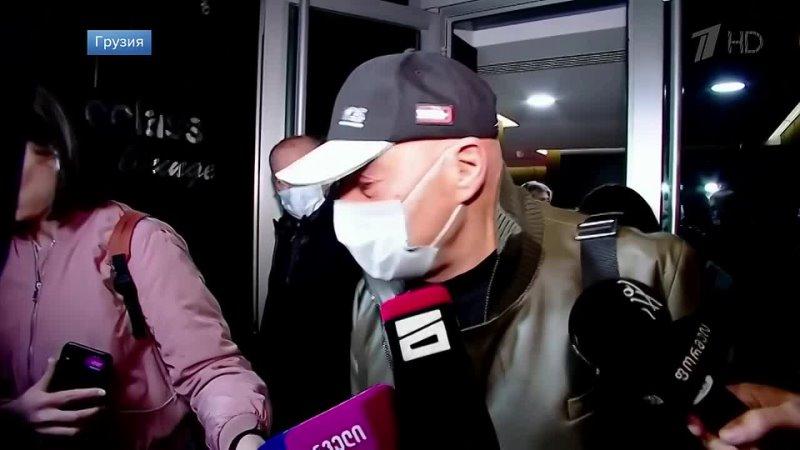 Грузинские националисты вынудили покинуть страну Владимира Познера который приехал вТбилиси отметить день рождения