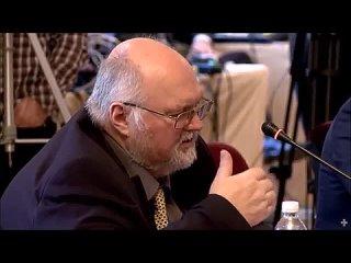 Профессор Воробьев Павел Андреевич выступление на Круглом столе Марии Шукшиной