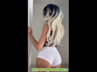 Cute Petite Blonde Teen Nikole Nash Boyfriend Caught Shoplifting Beer Sex With Officer After Deal