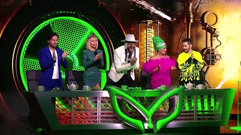 Шоу Маска 2 сезон выпуск № 9 11 апреля 2021 г на канале НТВ в 20 10