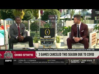 Ohio State - Path To The College Football Playoff - NCAAF 2020 - CFP 2020